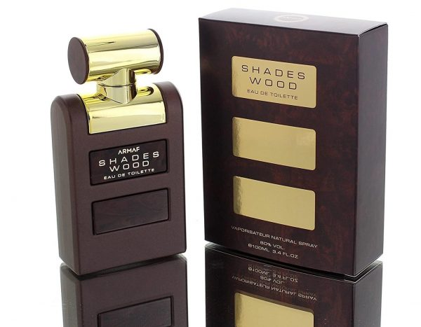 Armaf Shades Wood Eau de Toilette