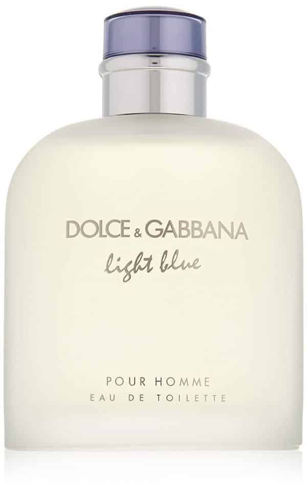 Light Blue Pour Homme Eau de Toilette by Dolce & Gabbana